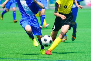 スポーツによる怪我